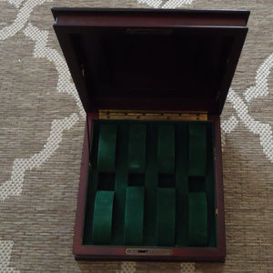 Men's Bombay Wooden Display case  for Watch